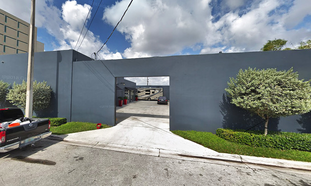 711 NW 23rd St. in Miami.