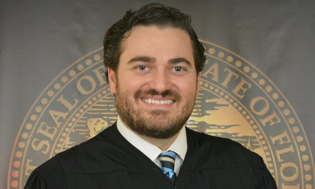 Miami-Dade Circuit Judge Alexander S. Bokor is joining the Third District Court of Appeal. Photo: Miami-Dade Circuit.