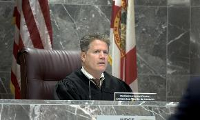 A Surprise Email Last Minute Evidence and a Broward Judge's Steadfastness Mark Case Alleging 'Trial by Ambush'