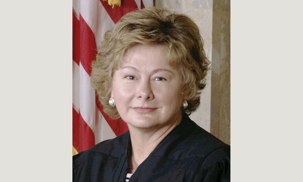 U.S. District Judge Karen K. Caldwell, of the Eastern District of Kentucky.