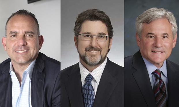 Adam Moskowitz, Jeffrey Sonn, and Andrew Friedman.