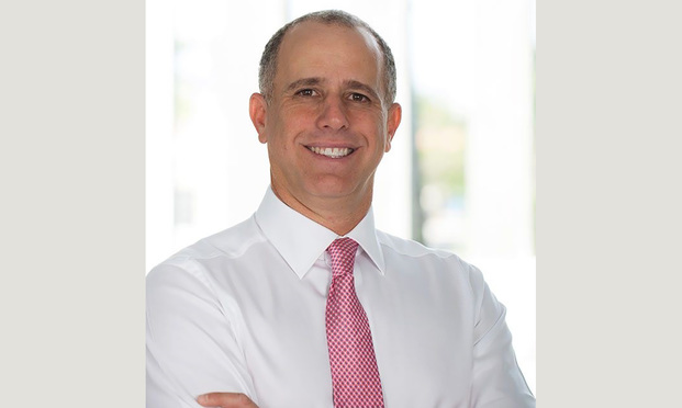 Michael Freedland, partner with Freedland Harwin Valori in Fort Lauderdale.