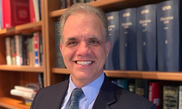 Attorney Matthew Dietz. Courtesy photo.