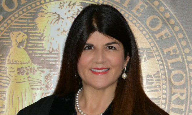 The Honorable Dawn Denaro, 11th Judicial Circuit of Florida. Courtesy photo.