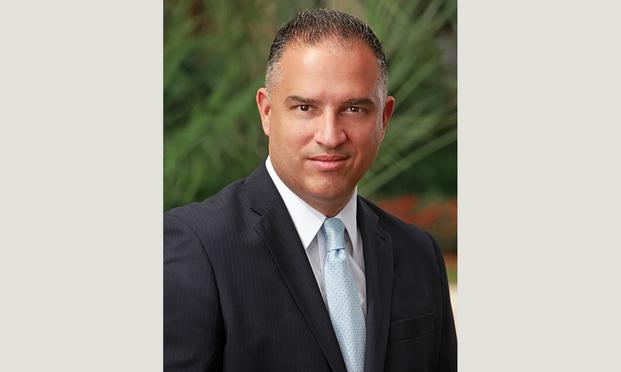 Asnardo Garro, partner with Avila Rodriguez Hernandez Mena & Ferri in Coral Gables, FL.  Courtesy photo