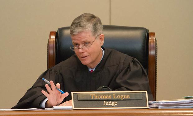Judge Thomas Logue Article 202011231322.