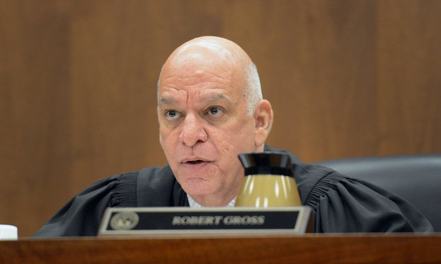 Fourth District Court of Appeal Judge Robert Gross wrote the ruling. Photo: Melanie Bell/ALM.
