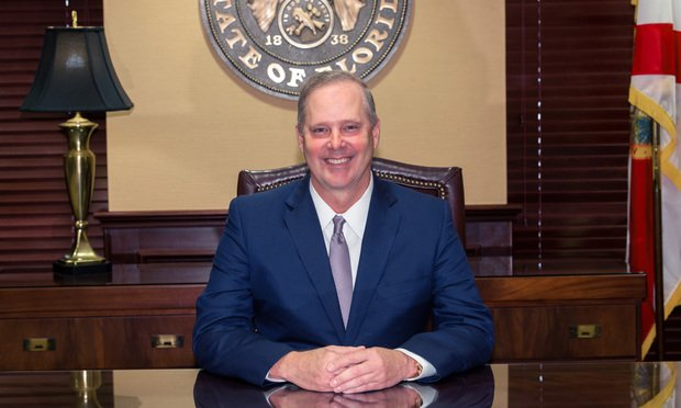 Florida Senate President Wilton Simpson. Courtesy photo.