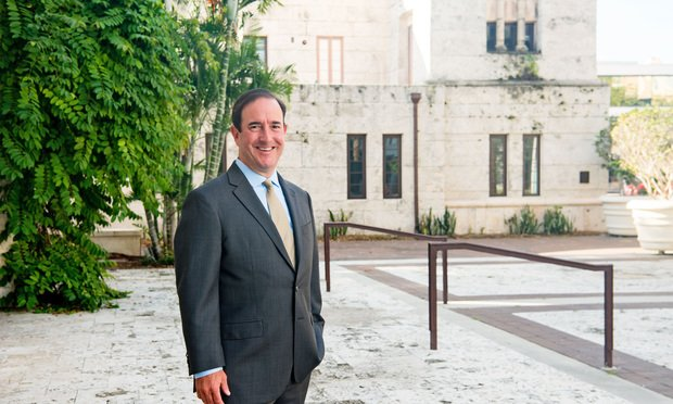 Michael Haggard, Haggard Law Firm in Coral Gables. Courtesy photo.