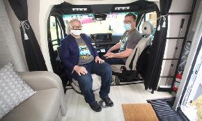 Big Law Executives Hit the Road In an RV