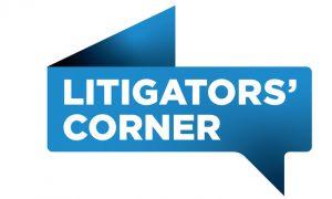 Litigators corner logo