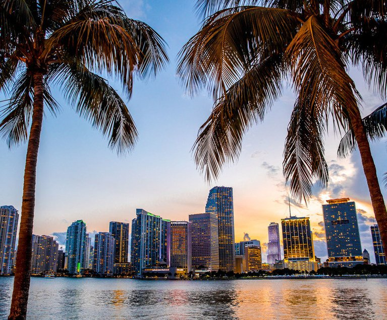 law.com - Dan Roe - Here's What Drove South Florida's Biggest Real Estate Deals in 2021 | Daily Business Review