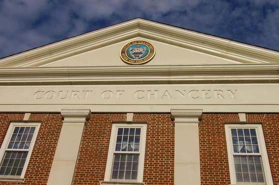 The Delaware Court of Chancery.