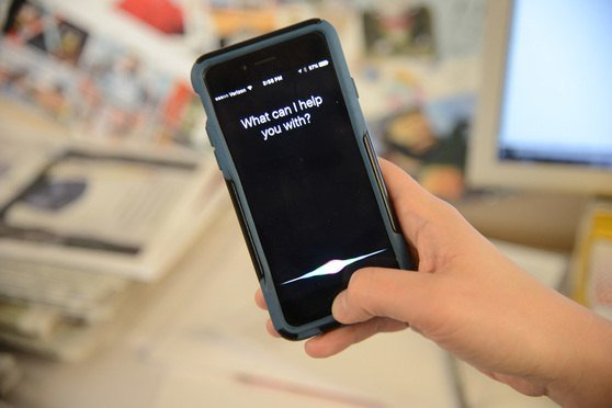 """Siri"" personal assistant technology, iPhone"