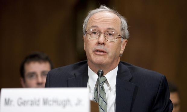 U.S. District Judge Gerald Austin McHugh, Jr. of the Eastern District of Pennsylvania