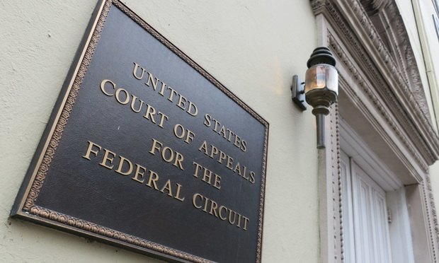 U.S. Court of Appeals for the Federal Circuit in Washington D.C.