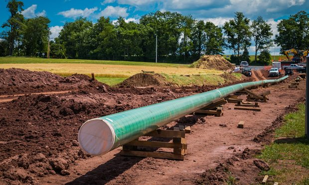 Pipeline Construction pipe
