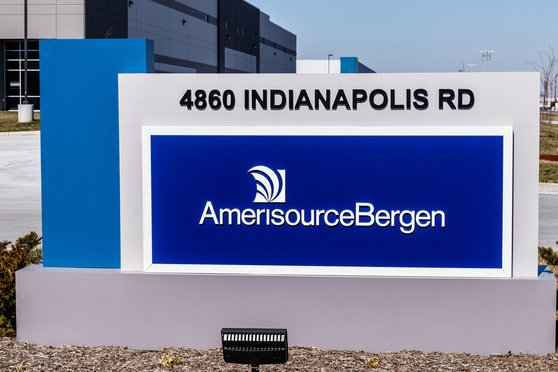 AmerisourceBergen Pharmaceutical Distribution Center.