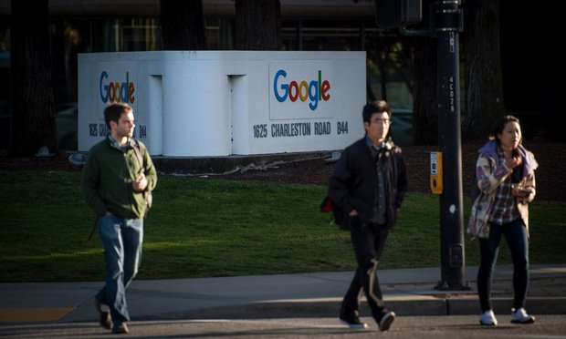 Derivative Suit Accuses Alphabet Directors of Fostering Workplace Harassment