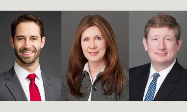 Mark H. Mixon Jr., Jennifer H. Rearden, and Jefferson E. Bell
