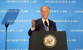 TransPerfect Shareholder Places Ad Hitting Joe Biden Over Alleged Support for Chancery Court