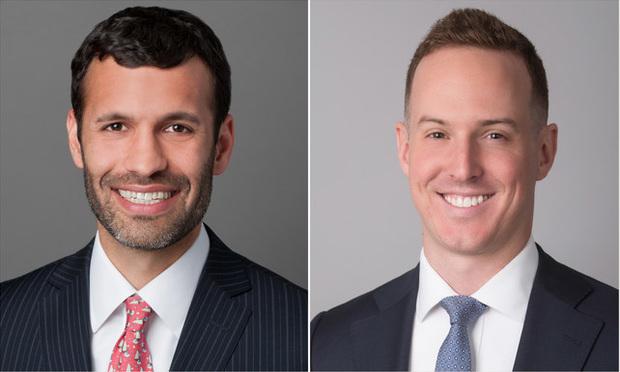 Brian M. Lutz and Jason H. Hilborn