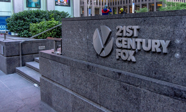 Lack of Standing Foils Fox Shareholder's Lawsuit Against Officers in Del. Court of Chancery   Law.com