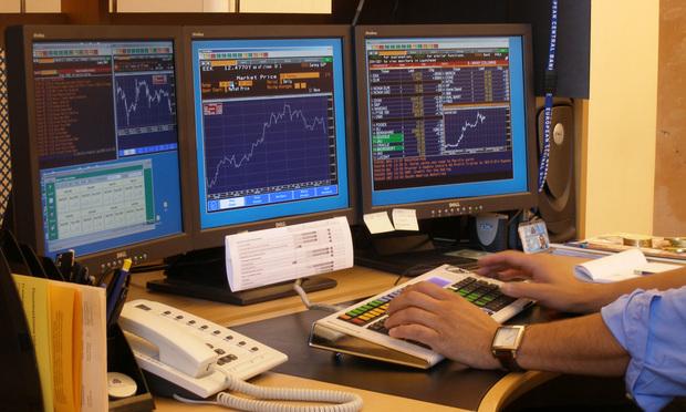 Securities trading.