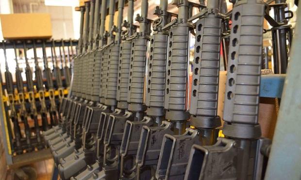 Bushmaster AR-15'