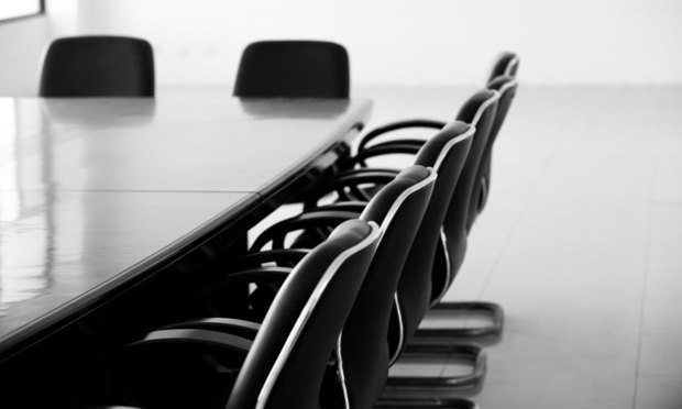 Empty Conference Room, board room