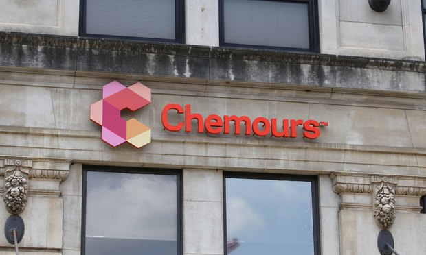 Chemours Co. world headquarters in Wilmington.