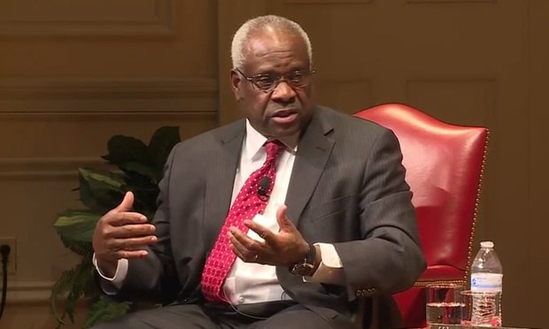 The Law Library of Congress and the Supreme Court Fellows Program present a Conversation with U.S. Supreme Court Justice Clarence Thomas on Feb. 15, at 3:30 p.m. in the Library of Congress Coolidge Auditorium.