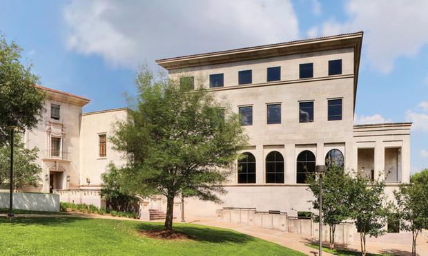 University of Texas, School of Law. Photo Credit: University of Texas School of Law
