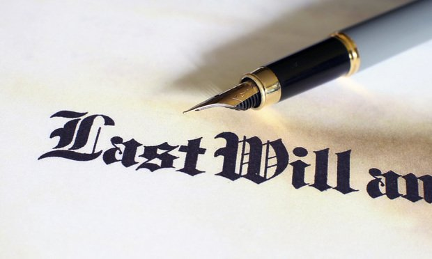 last will, trusts and estates, contract