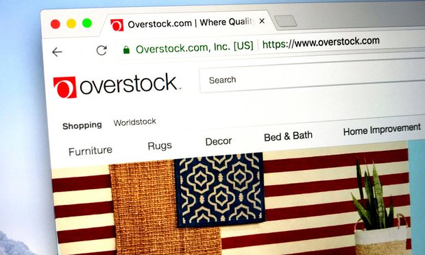 jury hits overstock com with 3m verdict in del unclaimed property
