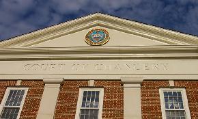 Delaware Senate Confirms Fioravanti to Chancery Court Bench