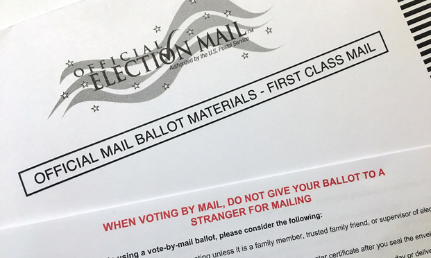 Delaware Gop Launches Constitutional Challenge To Mail In Voting System Delaware Law Weekly