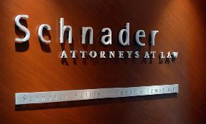 Schnader Reelects Partner to Executive Committee
