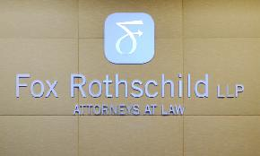 Wilmington Attorney Promoted to Partner at Fox Rothschild