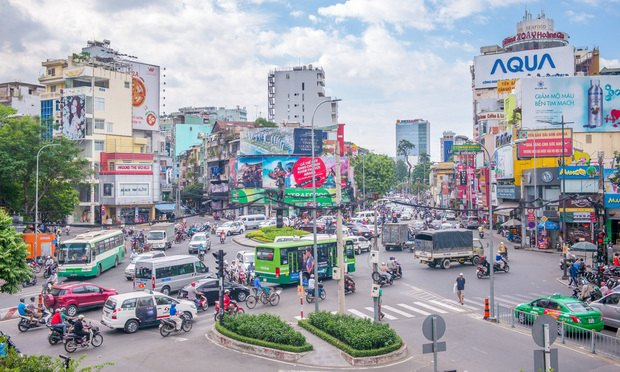 South Korean Firms Make a Push in Vietnam as Most Global