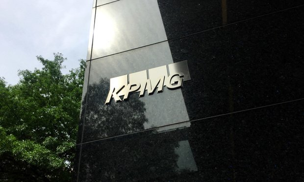 Big Four's KPMG Expands Australia Legal Team With Financial
