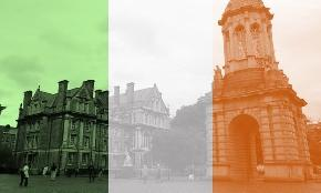 Dispute Erupts Over Whether U K Lawyers Can Practice Irish Law