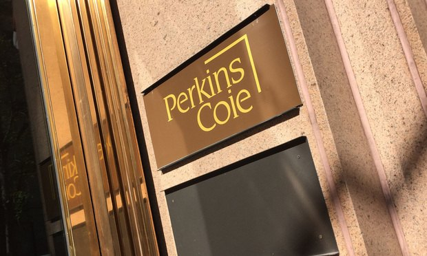 Perkins Coie Sign