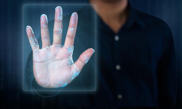 biometric hand system