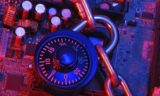 Lock-Motherboard