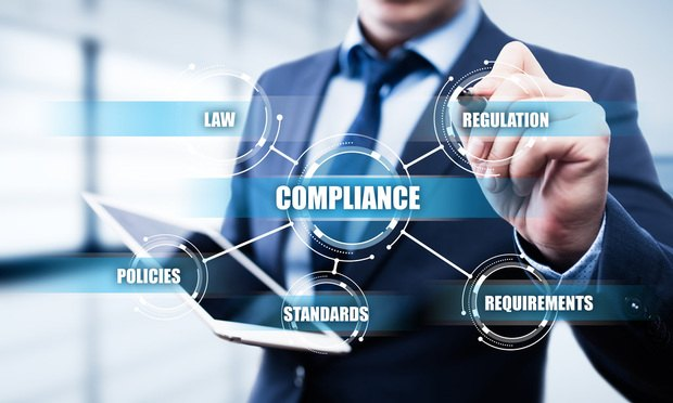Compliance rules law regulation policy business technology.