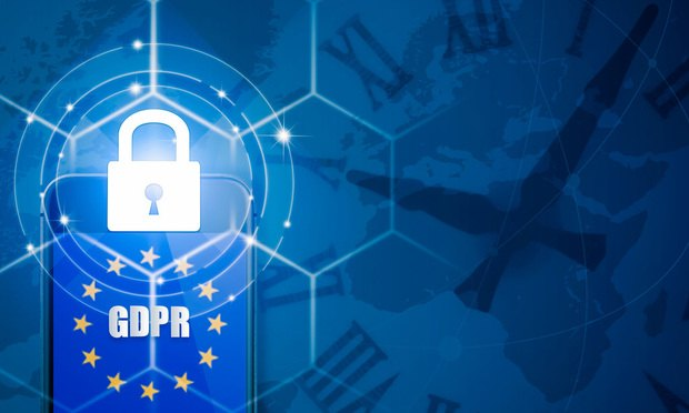 GDPR Lock Cybersecurity