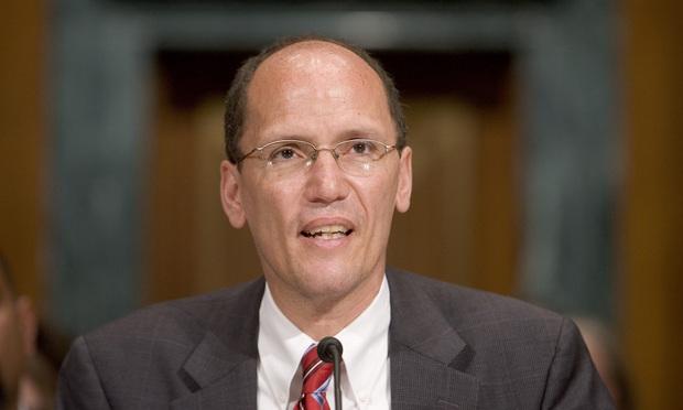 Thomas Perez, chairman, Democratic National Committee