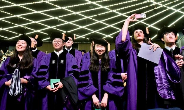 NYU Law Graduaton