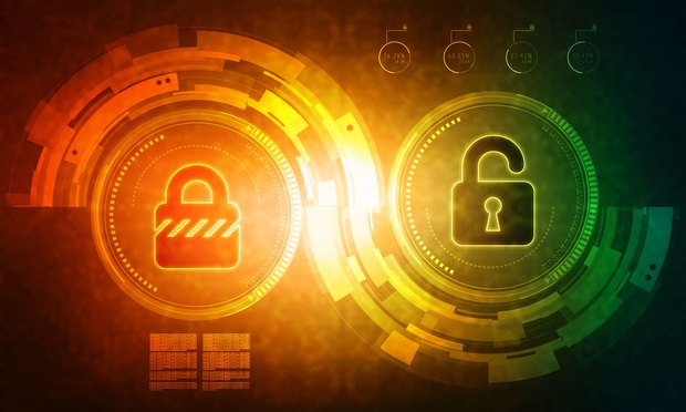 Cyber-Security Lock